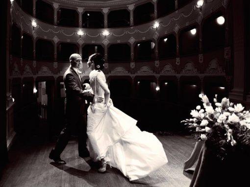 matrimonio teatro